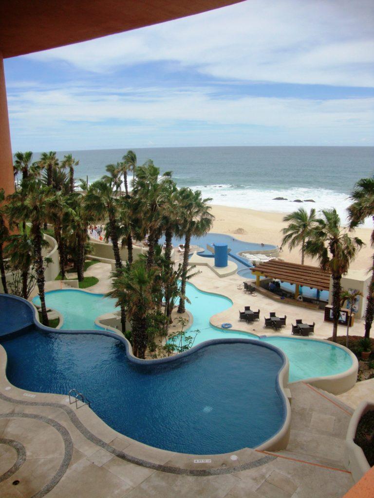 Hotéis de luxo a beira mar em Los Cabos - foto Ana Paula Garrido