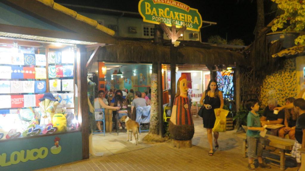 boa opção de restaurante em Porto de Galinhas