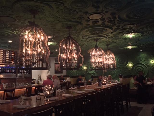 Barbatella, uma ótima opção de restaurante italiano no centro da cidade - foto Ana Paula Garrido