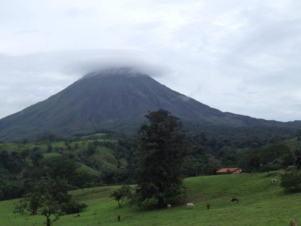 Vulcões e águas termais na Costa Rica - foto Ana Paula Garrido