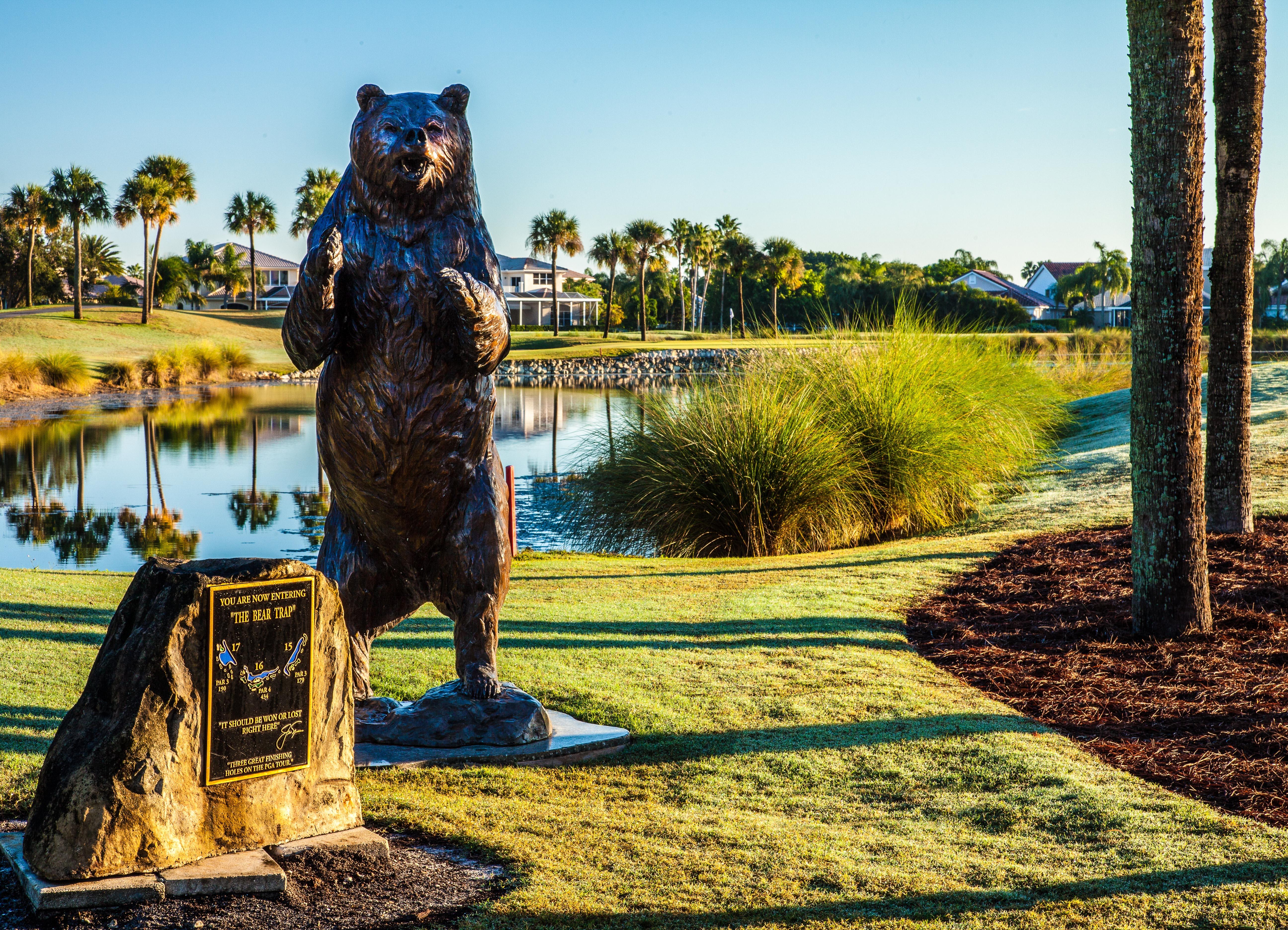PGA e seus maravilhosos campos de golfe - foto Brian Oar